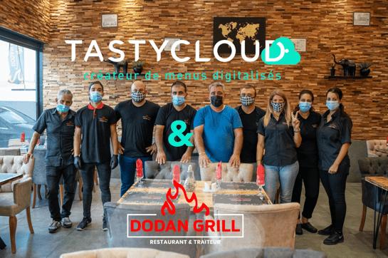 Visuel de l'équipe du restaurant Dodan Grill