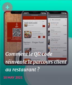 Comment le QR code réinvente le parcours client au restaurant