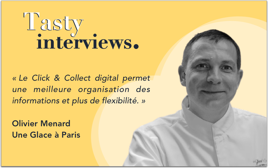 interview Olivier Menard - TastyCloud