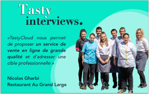 interview grand large x tastycloud