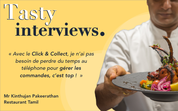 interview restaurant click and collect