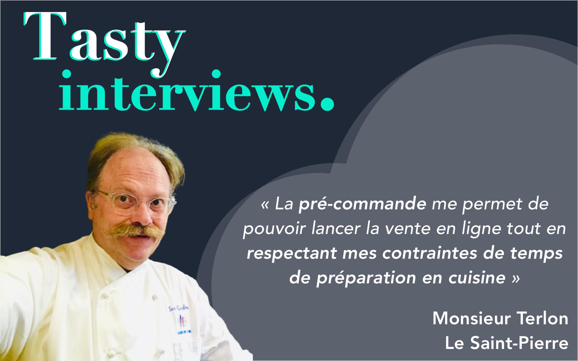 interview restaurant le st pierre