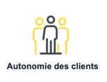 tastycloud -  autonomie des clients