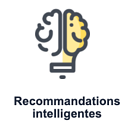tastycloud -  recommandations intelligentes