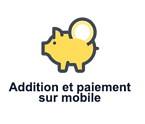 tastycloud - addition paiement mobile